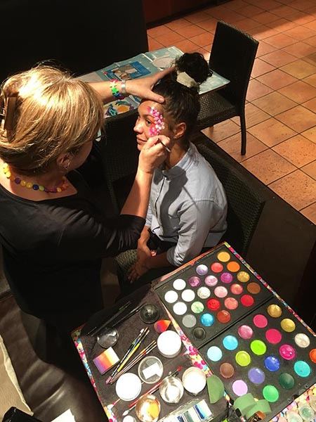 Minnie Scott Face Painter Preston