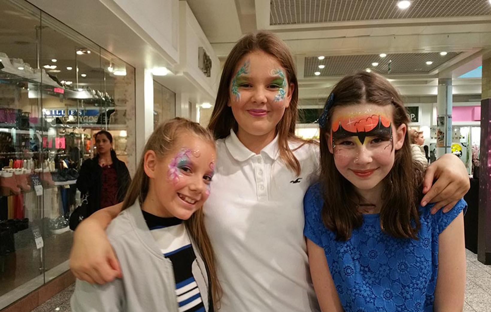 Face Painting Prices Lancashire Preston